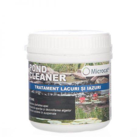 Bioactivator pentru lacuri si iazuri.